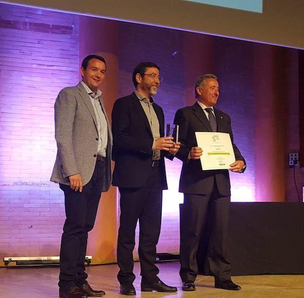 Asepeyo galardonada por la Junta de Extremadura por su campaña de Seguridad Vial