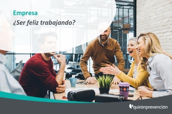 ¿Es posible la felicidad y la diversión en el trabajo?