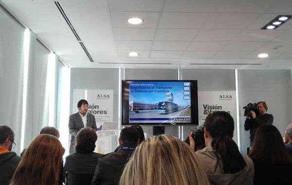 ALSA apuesta por la seguridad vial y pide la adaptación de la normativa