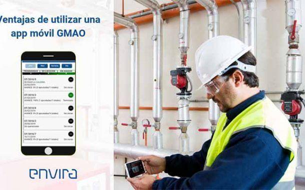 Ventajas de utilizar una app móvil GMAO para la gestión de activos y las operaciones de mantenimiento
