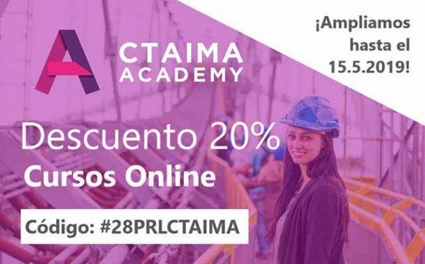 ¡Ampliamos la promoción!  El futuro de la #PRL pasa por la formación