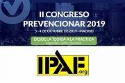 IPAF contará con una gran presencia en el #CongresoPrevencionar