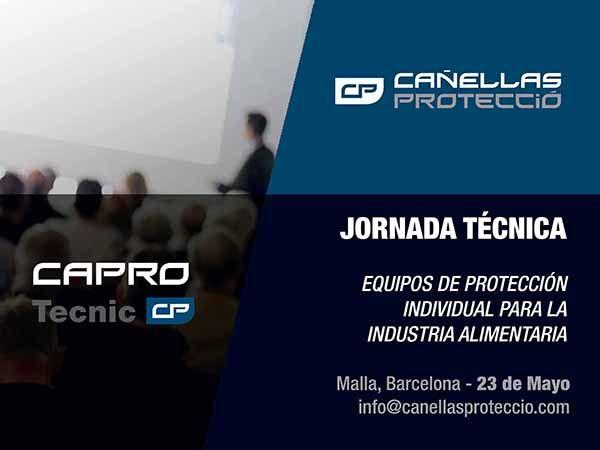 Jornada Técnica: Equipos de Protección Individual para la industria Alimentaria
