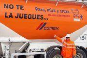 """Cemex arranca la campaña """"No te la juegues. Para, mira y cruza"""""""