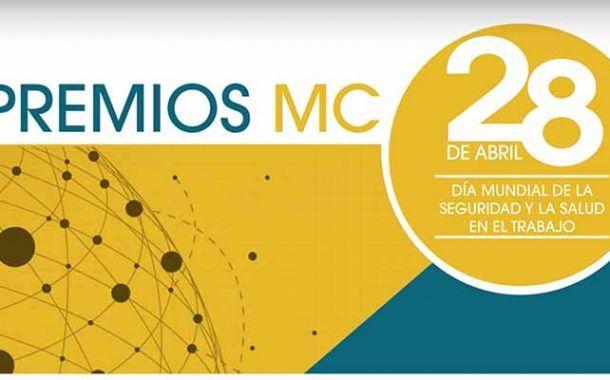 MC MUTUAL celebra los XIII Premios MC 28 de abril, dedicados a fomentar la cultura preventiva