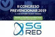 SG RED patrocinador del II Congreso Prevencionar 2019