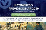 El II Congreso Prevencionar contará con la Exposición de Carteles Prevención Siglo XX de Fraternidad Muprespa