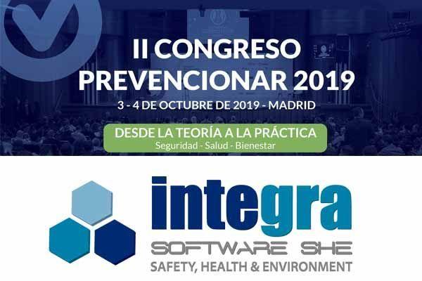 ICSOFT patrocinador del II Congreso Prevencionar