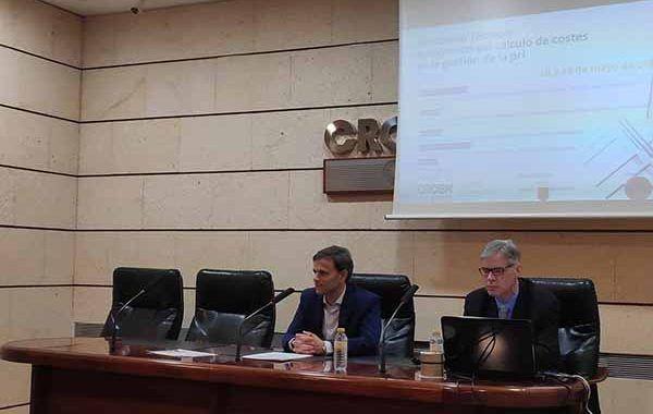 Las empresas murcianas se forman en CROEM para integrar el cálculo de costes en su gestión de la prevención de riesgos laborales