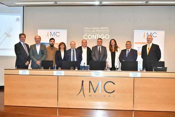 MC MUTUAL distingue a 20 empresas mutualistas que no han registrado ningún accidente en los últimos 5 años