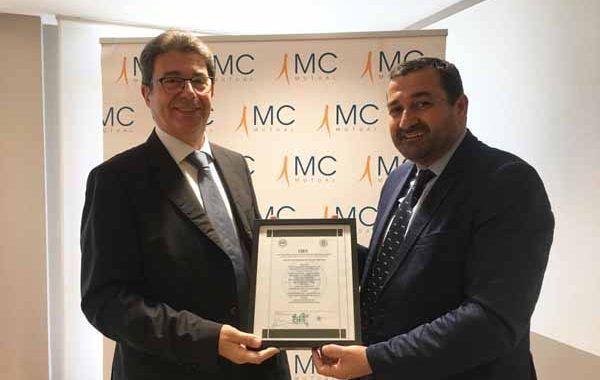 MC MUTUAL obtiene la certificación medioambiental QSostenible Evolution Excellence