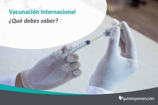 La importancia de la vacunación internacional en el ámbito laboral ¿lo tienes claro?