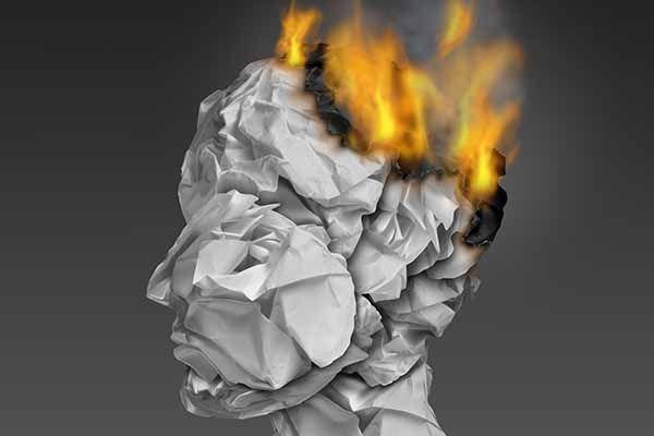 El burnout, reconocido por la OMS como una enfermedad profesional