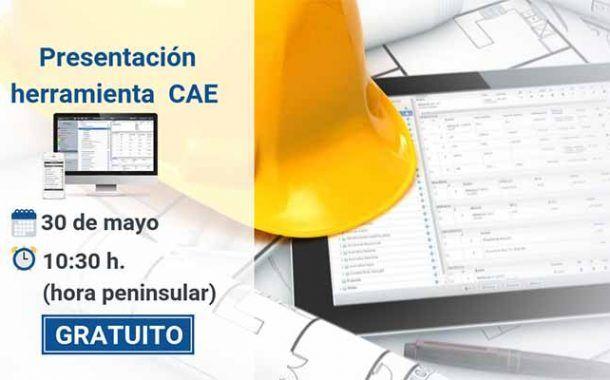 Webinar: Presentación online solución CAE