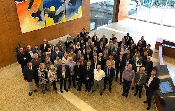 Osalan participa en la redacción de la nueva ISO 45003