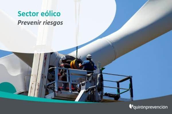 Riesgos Laborales en el sector eólico