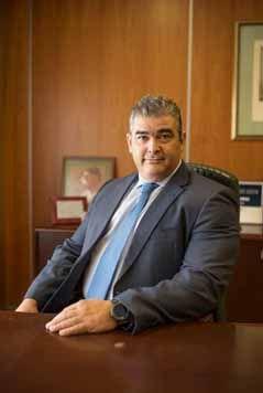 Andrés López Sansinena reelegido presidente de la Asociación Nacional de Entidades Preventivas Acreditadas, ANEPA