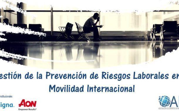 Jornada: Gestión de la Prevención de Riesgos Laborales en la Movilidad Internacional