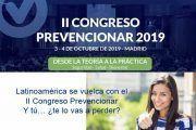 Latinoamérica se vuelca con el II Congreso Prevencionar