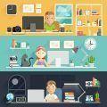 escritorio ergonomia