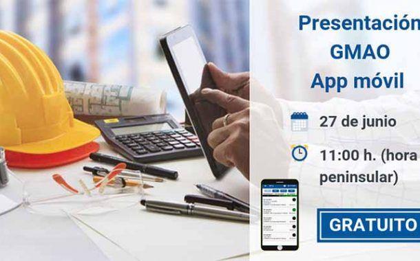 Nueva fecha para conocer la app móvil para la gestión de activos y operaciones de mantenimiento (GMAO) de ENVIRA