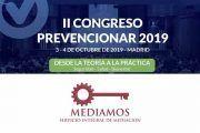Mediamos, Servicio Integral de Mediación patrocinador del II Congreso Prevencionar 2019