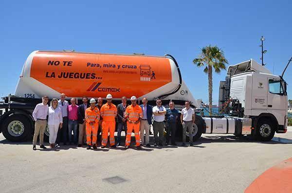 Arranca en Alicante la campaña de CEMEX