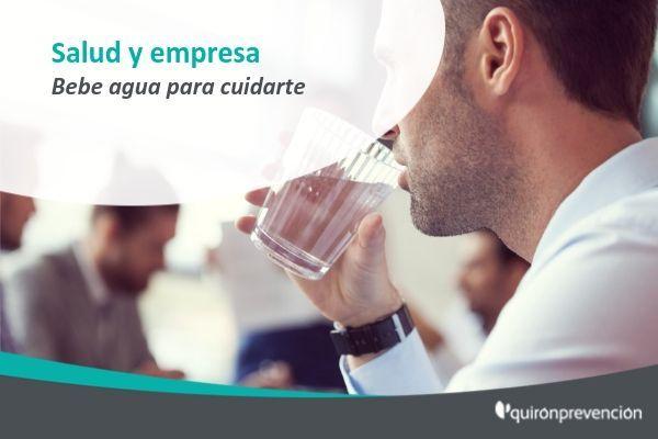 ¿Prestas la suficiente atención a la hidratación en el ámbito laboral?