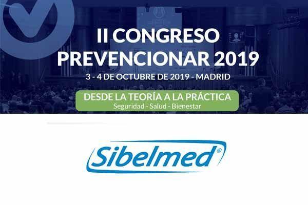 Sibelmed tendrá un STAND en el II Congreso Prevencionar