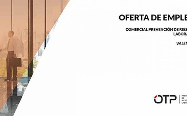 Empleo en Prevencionar: Comercial PRL #Valencia