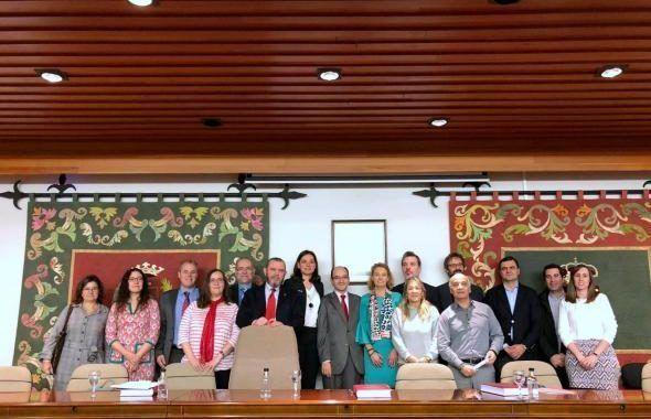 Premio a la Prevención de Riesgos Laborales para el Grupo de Investigación de Derecho del Trabajo de la ULE