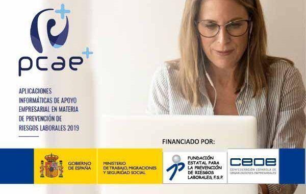 Nuevo folleto informativo CEOE PRL