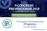 Programa II Congreso Prevencionar