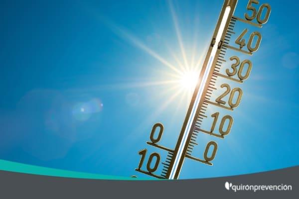¿Sabes cómo evitar un golpe de calor?