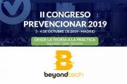 Beyondtech patrocinador del II Congreso Prevencionar