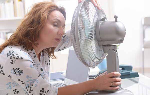 PrevenConsjeos: recomendaciones para trabajar con calor