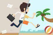 Estrés en vacaciones: 2 de cada 5 españoles tienen problemas para desconectar