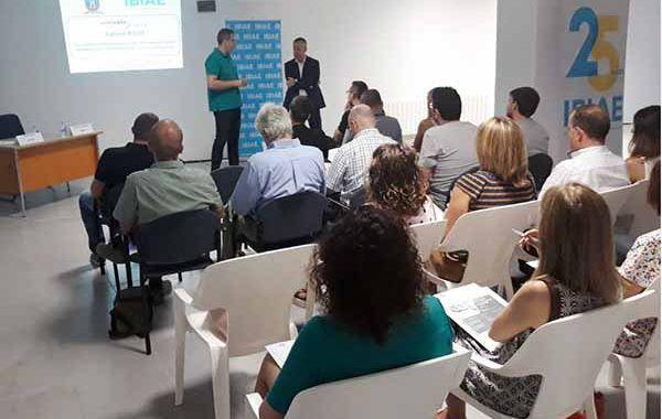 umivale e IBIAE analizan las cifras del absentismo laboral entre los trabajadores de la Foia de Castalla