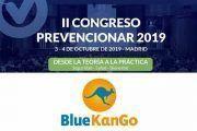 BlueKanGo tendrá un STAND en el #CongresoPrevencionar