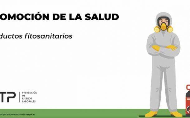 Promoción de la salud: Productos fitosanitarios