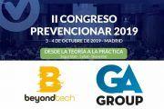"""GA Consultores y Beyontech se unen para ir """"más allá…"""" en el #CongresoPrevencionar presentando """"Más allá del Muro"""""""