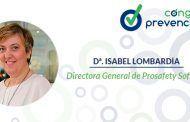 """Isabel Lombardía """"La seguridad no es magia, es un método de gestión. Y como tal necesita las herramientas adecuadas"""""""