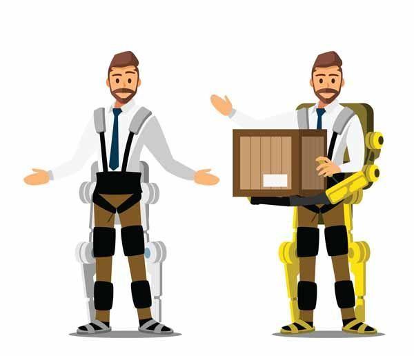 Guía de exoesqueletos en prevención de riesgos laborales