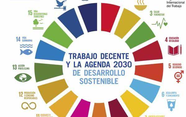 17 Objetivos de Desarrollo Sostenible