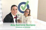 Entrevista a Ana Serrano Soriano,en el «Chester» del Congreso Prevencionar
