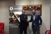 CROEM y ASPRAMUR impulsarán iniciativas conjuntas para promocionar el correcto cumplimiento de la normativa preventiva