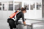DB Schenker usará exoesqueletos para mejorar las condiciones y la salud de sus empleados