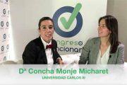Entrevista a la Dra. Concha Monje Micharet en el