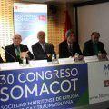 30 Congreso SOMACOT: una de cada cinco consultas médicas en la sanidad madrileña es de traumatología