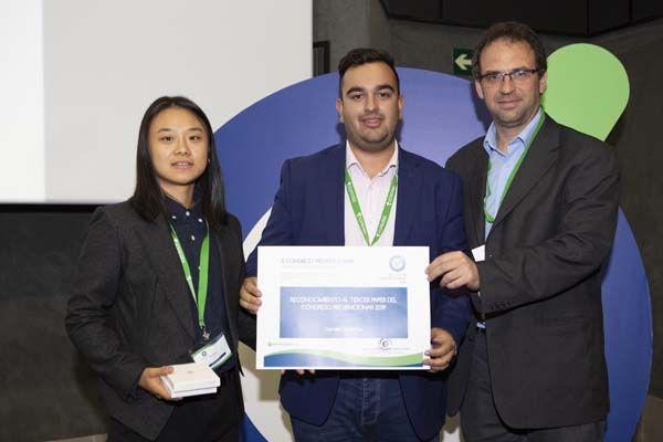 3ER Clasificado en el Concurso de PAPERS del II Congreso Prevencionar: Escuela Andaluza de Salud Pública y Universidad Complutense de Madrid